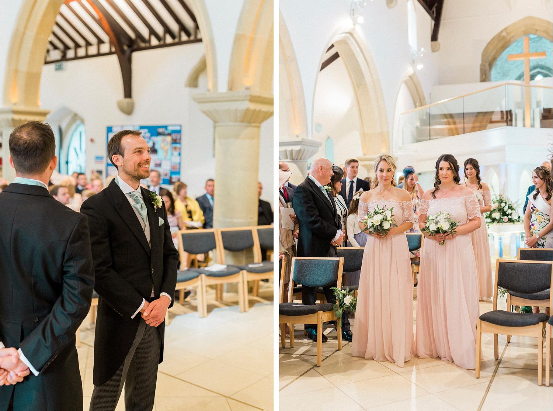 Wedding suite Tyn Dwr Hall