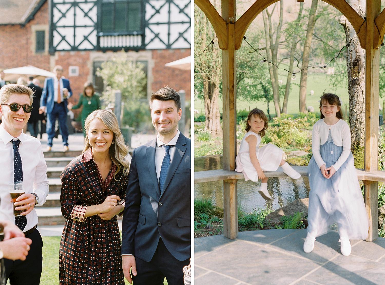 Wedding Tyn Dwr Hall